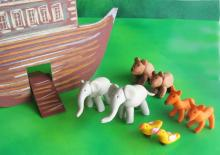 Summer Discovery Day: Make a Noah's Ark with Charlotte Stowell