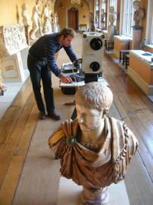 Finding Nero (and other Roman Emperors): Establishing Identity in Romano-British Sculpture - A talk by Dr Miles Russell
