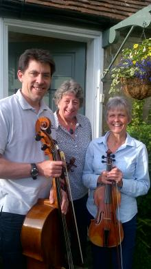 Rejouissance: Members of Salisbury Baroque in Concert