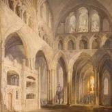 Choir and Lady Chapel, Salisbury Cathedral