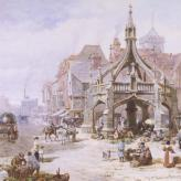 Poultry Cross at Salisbury