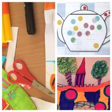 Under Five's Friday: The Big Draw