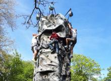 Summer Discovery Day: Climb the Monolith!