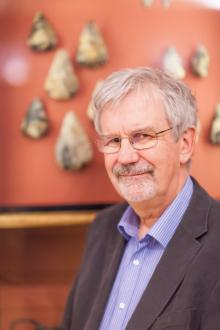 Art in the Landscape of the Ice Age Mind: A talk by Professor Clive Gamble