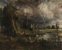 Turner, Constable and the French Impressionists in Britain: A talk by Nicholas Alfrey