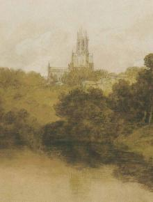 Beckford and Turner - Capturing the Rise and Fall of Fonthill Abbey: A Lecture by Dr Amy Frost