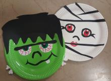 Discovery Day: Monstrous Masks with Liza Morgan