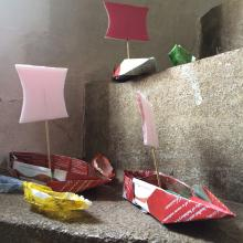 Summer Discovery Day: Paper Boats with Suzie Gutteridge