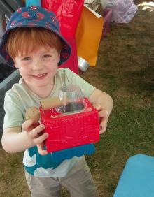 Discovery Day: Make Wartime Toys with Scrapstore