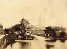 The Origins of Photography in Salisbury 1839 - 1919: A talk by Anthony Hamber
