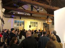 Trinity Buoy Wharf Drawing Prize Launch Event